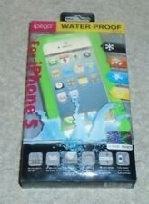 Ipega Waterproof Case For iPhone 5 -  w/ Lanyard NIP PG-i5005 Light Green