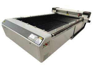 HQ1325 CO2 Laser Cutting Machine Engraver Cutter Rack Servo Motor Acrylic Wood