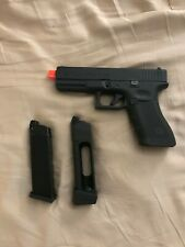 Elite Force Fully Licensed GLOCK 17 Gen.4 Gas Blowback Airsoft Pistol 2 Mags