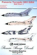 Model Alliance 1/72 Panavia Tornado GR.1/GR.4 Part 1 # 72104