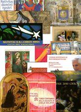 Francobolli libretti carnet Vaticano Vatikan stamps