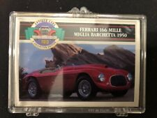 ANTIQUE CARS: 1st COLLECTOR EDITION (Panini) Complete 100 Card Set