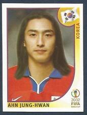 PANINI KOREA/JAPAN WORLD CUP 2002- #253-KOREA REPUBLIC-AHN JUNG-HWAN