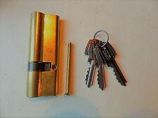 Cylindre bariliet de serrure  TASA  Dim.: 30 x 60, Long.:90 mm  NEUF