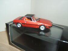FIAT X 1/9  1972-1978   MINICHAMPS 1/43