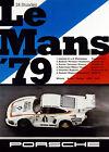Porsche Le Mans '79 Vintage Race Poster