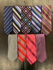 Vintage Robert Talbott 100% Silk Hand Sewn Ties