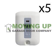Stanley 1082 Garage Door Opener Key-chain Remote 1050 QTY 5