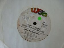 """MIKE & MECHANICS """"Silent Running/I get the feeling"""" 7""""45rpm  Record"""