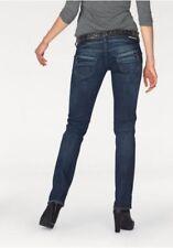 Herrlicher Piper Strahgt Fit Jeans 5649 D9909 blau W26 L32