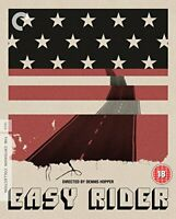 Easy Rider (The Criterion Collection) [Blu-ray] [DVD][Region 2]
