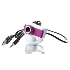 USB 2.0 HD Webcam Camera 1080P W Microphone for Computer Desktop PC Laptop N4O6