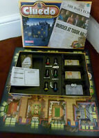 Cluedo Detective murder at Tudor Hall mystery Board game Complete by Waddingtons