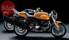 Ducati Sport 1000 (2006) - Workshop Manual on CD