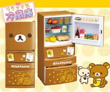 Re-Ment Miniature Sanrio San X Rilakkuma Refrigerator Fridge Set