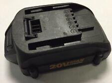 WORX WA3520 20V Lithium Cordless Tool Battery 1.5 Ah 27Wh   {I1-1193}
