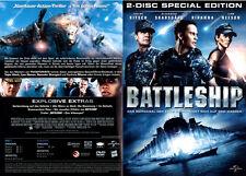 Battleship - 2 DVD Special Edition - Liam Neeson - Rihanna - Alexander Skarsgard