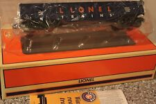 Vintage 1996 Lionel Train Gondola Car On-Line Store #6-17412 w Box Limited Editn