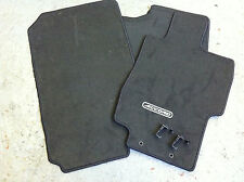 GENUINE HONDA ACCORD MANUAL OR AUTO BLACK CARPET MAT SET 2003-2008 *NEW*