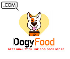 DogyFood .com  -Brandable premium Domain Name for sale - DOG FOOD PET DOMAIN