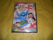 DVD WALT DISNEY-LILO & STITCH 2-II-CHE DISASTRO STITCH!-SIGILLATO-E-PICTURES
