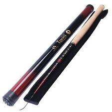 """Tenkara Fly Rod 10'8"""" / 11'10 / 12'9"""" Fly Fishing Rod Telescoping Pole Rod Tube"""