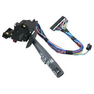 Cruise Control Windshield Wiper Arm Turn Signal Lever Switch 26100985 for Chevy