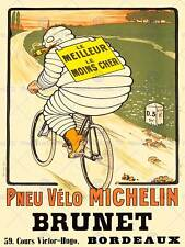 Michelin Brunet 1913 Fine Art Print Póster Decoración del hogar BB8107B