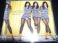 Amerie Because I Love It (Japan) Bonus Tracks CD – Like New