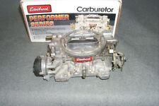 Edelbrock 4V Carburetor Ford Galaxie/LTD/Torino-Mercury Marauder/Marquis 429 460