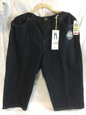 Style & Co Cropped Capri Womens Jeans Size 14 Mid Rise.