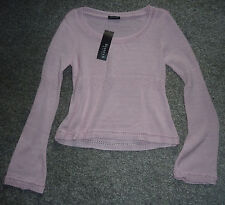 New with tags Sisters Point Pretty pink long sleeve spring/summer holidays top