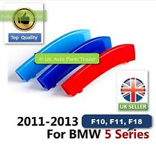 3 Colours Sport Kidney front Grill Covers Clip 2011-13 BMW 5 Series F10 F11 F18