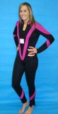 Female Wetsuit 2 Piece Farmer Jane Size X Large 15/16  Dive Scuba Snorkel 9100