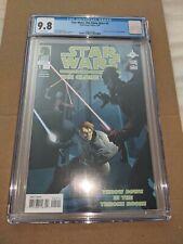Star Wars: The Clone Wars #5 (CGC 9.8) Dark Horse - Low Print Run - Disney+