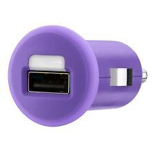 Belkin 1Am P USB Micro Cargador de Coche - Púrpura
