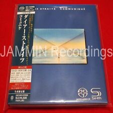 DIRE STRAITS - COMMUNIQUE - JAPAN MINI LP SACD SHM - NEW CD - UIGY-9519