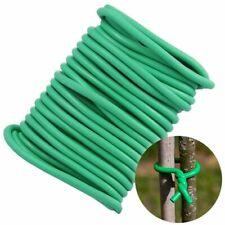 Soft Twist Plant Support Tie 5.5 Metre Garden Greenhouse Gardening Weatherproof