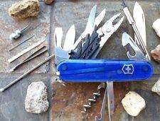 Victorinox CYBERTOOL 34 Sapphire Original Swiss Army Knife 53942 NEW! Authentic!
