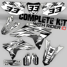 2009 2010 2011 2012 HONDA CRF 450R GRAPHICS KIT MOTOCROSS DIRT BIKE  KIT 21 mil