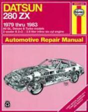 Haynes Datsun 280ZX, 1979-1983 (Haynes Manuals): Automotive Repair Manual: All G