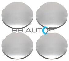 "NEW Set of 4 2002-2009 GMC ENVOY XL XUV N77 17"" Wheel Hub Center Caps Silver"