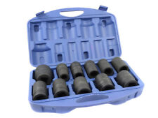 """Douilles à choc 1"""" pouce 6 pans hexagonale 22- 46 mm FORE"""