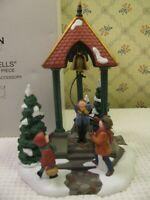 Dept 56 CHRISTMAS BELLS 1996 Special Event Handpainted Porcelain #98711