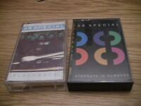 38 Special 2 Cassette Lot: Strength in Numbers and Flashback