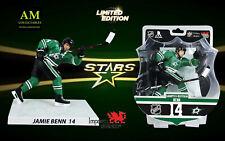 IMPORTS DRAGON NHL LIMITED EDITION DALLAS STARS - JAMIE BENN FIGUR NEU