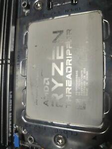AMD Threadripper 1900x CPU 8 core