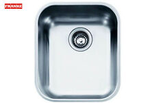 FRANKE Armonia AMX 110-34 1.0 Bowl Undermount Kitchen Sink Stainless Steel