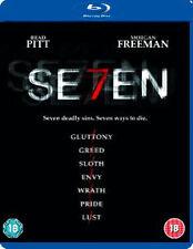 SEVEN - BLU-RAY - REGION B UK