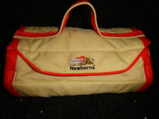 Vintage 1986 Tonka Pound Puppies Newborn Carrying Case Carrier Kennel